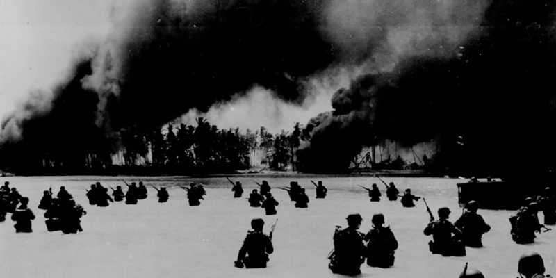 A 'boldly revisionist' look at World War II in the Pacific