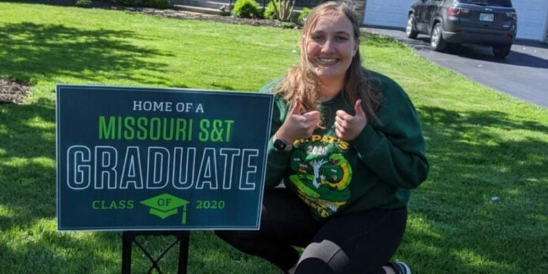 Honoring our graduates … virtually